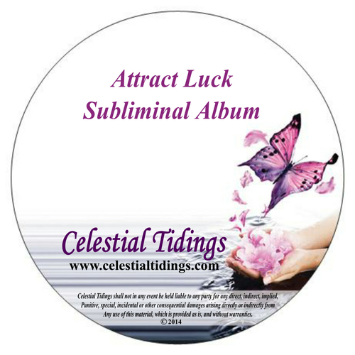 Product picture Attract Luck Album
