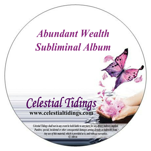 Product picture Abundant Wealth Album