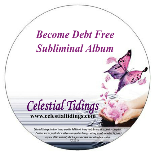 Product picture Become Debt Free Album