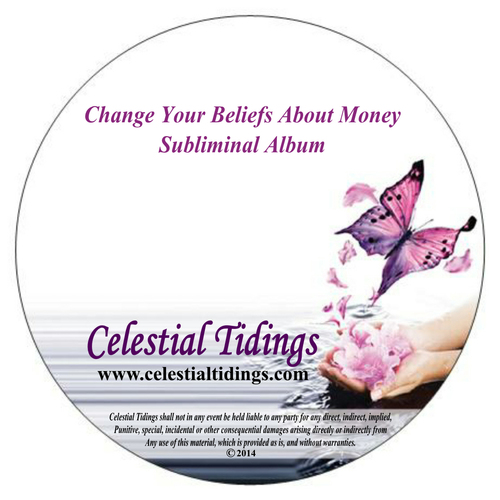 Product picture Change Your Beliefs About Money Album